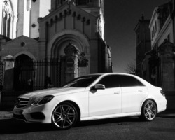 VB Prestiges - Beauvallon - Mercedes Classe E pack AMG blanc