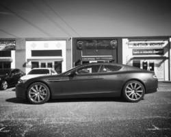 VB Prestiges - Beauvallon - Aston Martin Rapide