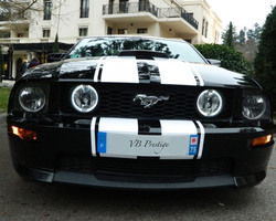 VB Prestiges - Beauvallon - Ford mustang V8 GT/CS